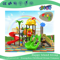 Cartoon Sunshine Outdoor Children Playground Equipment (BBE-B45)