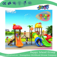 Kindergarten Commercial Plastic Children Playground (BBE-B40)