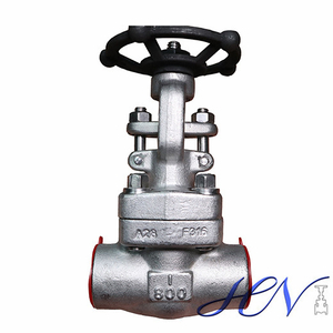 API 602 Stainless Steel Irrigation Manual Forged Gate Valve