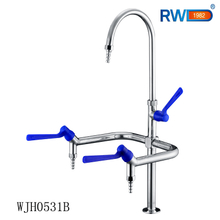 Staniless Steel Lab Faucet (WJH0531B)