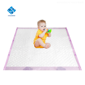 Extra Large Btreathable Soft Cotton Cushioned Baby Diaper Changing Mat Nappy Pads Disposable Pads