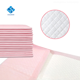 FDA Certified Disposable High Quality Bed Cover Super Absorbent Underpads