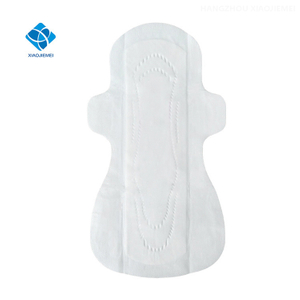 Overnight Carer Ultra Thin Super Absorbency 290mm Sanitary Pads With Four Wings Protection