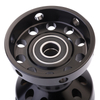 FT-028F Anodized NBK Bearings 24 Holes Aluminum Alloy Wheelchair Hub