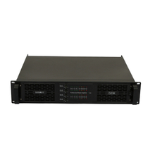 FP20000Q D20K Kelas D DJ Power Amplifier 4 Channel