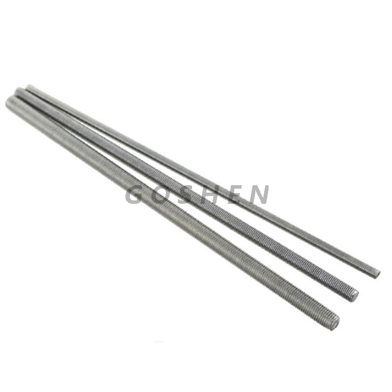 Stainless Steel DIN975 M6 M8 Threaded Rod