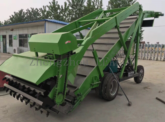 Silage Loader Machine Farm Machinery