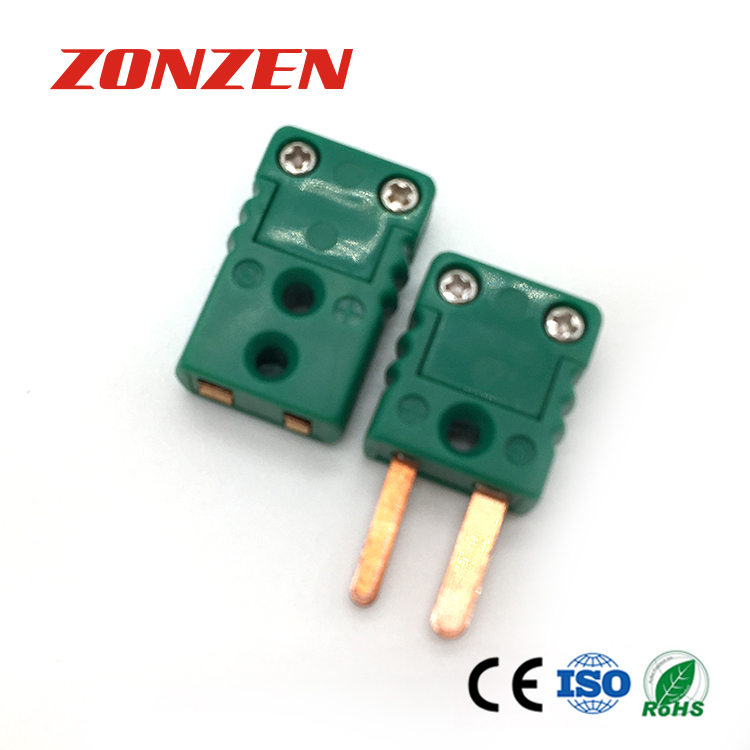 Thermocouple connector miniature size ZZ-M01