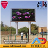 Outdoor SMD LED Screen Display Advertising Billboard Structure 10mx5m