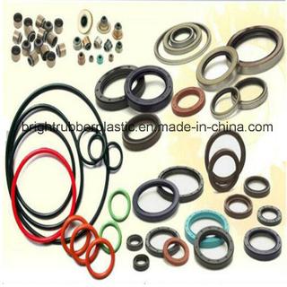 Customized Double Lip Rotary Shaft Metric Tc Oil Seal