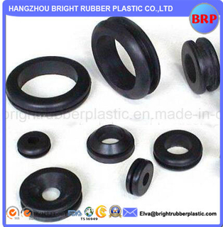 Custom Precision NR Rubber Molded Parts