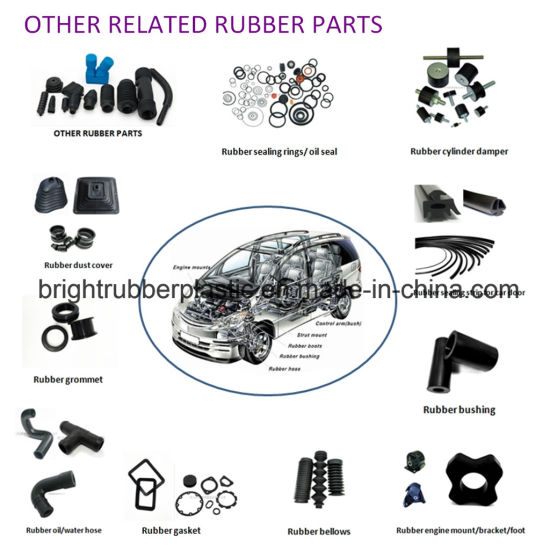 Rubber Shock Absorber Silent Block