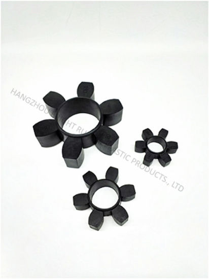 Custom Molded EPDM Rubber Parts for Electrical Application