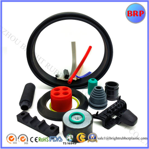 High Temperature Resistance Compression Molding Rubber Part