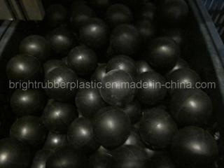 Eco-Friendly NBR Rubber Ball