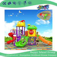 Outdoor Natural Cartoon Children Playground Equipment (BBE-A60)