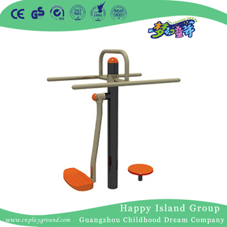 Outdoor Relaxing Fitness Equipment Waist Twister Machine For Community (HHK-13202)