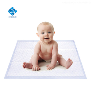 Large size Super absorbent Soft Disposable Breathable Baby Diaper Changing Mat Nappy Pad