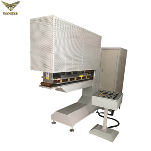 15 KW High Frequency PVC Conveyor Welding Machine, HF Treadmill Belt Welding Machine