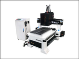How Does ATC CNC Router Work?