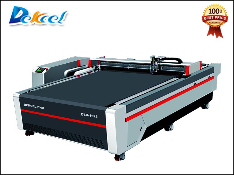 China Flatbed Oscillating Knife Cutting Plotter Price