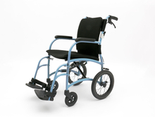 AL-012 Ultra Lightweight Transit Wheelchair