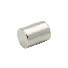 Super permanent D10*10mm Cylinder Shape Neodymium Magnet