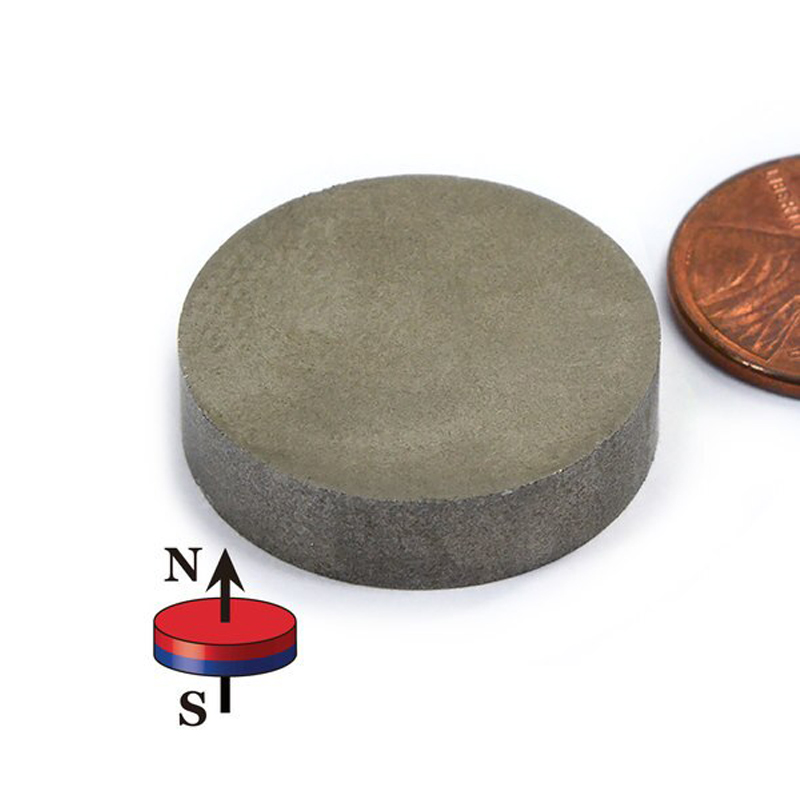 Hottest sale D8*2mm Sintered SmCo Magnet