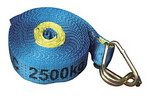 50mm x 9m Truck Winch Replacement Strap