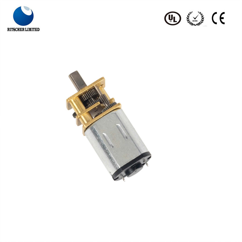 Electrical dc gear motor for Robot/smart lock/sexy products