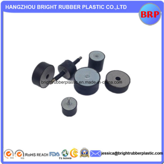 Ts16949 Approved High Quality Rubber Part Auto Vibration Damper