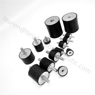 Rubber Shock Absorber Spring Customized with High Quality