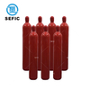 ISO9809-3 Co2 Gas Cylinder Big Co2 Gas Cylinder Size