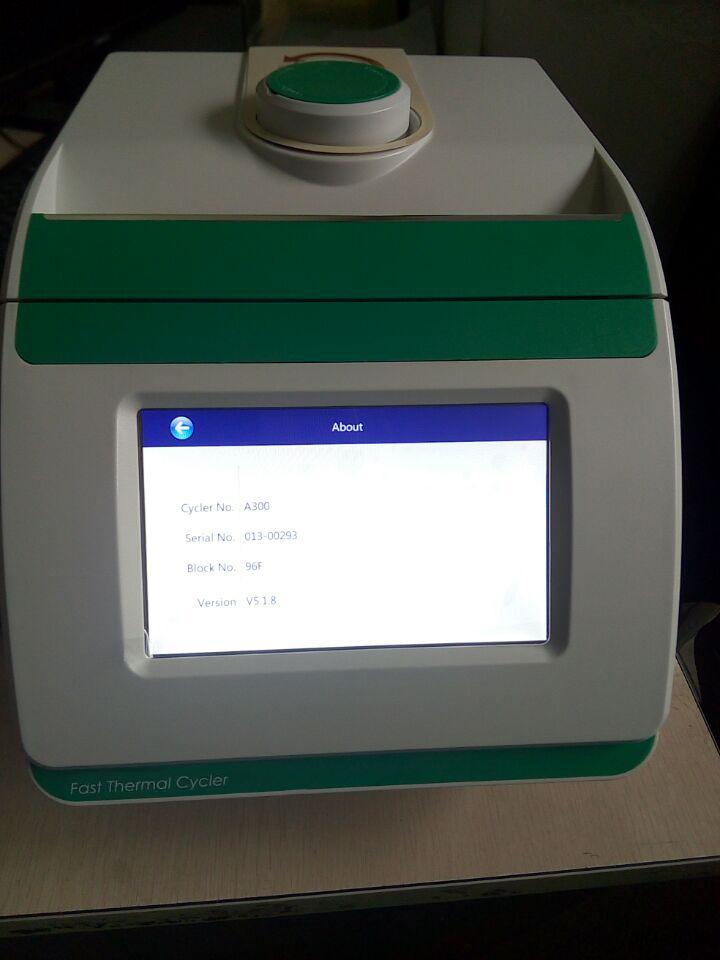 Endoscopy Lab Design: HPCR300 Medical Equipment Lab Fast Testing Real Time PCR