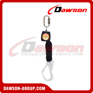 Fall Protection Retractable Lifeline, Safety System
