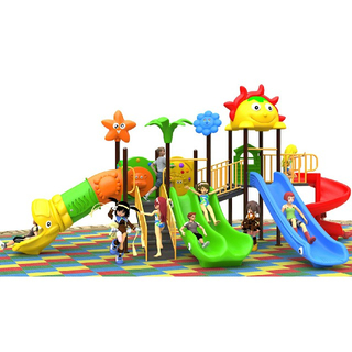 Garden Fantasy Slide Children Combination Playground (BBE-N25)