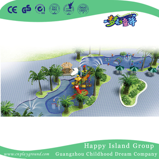 Outdoor Amusement Park Large Water Park Playground (HHK-10501)