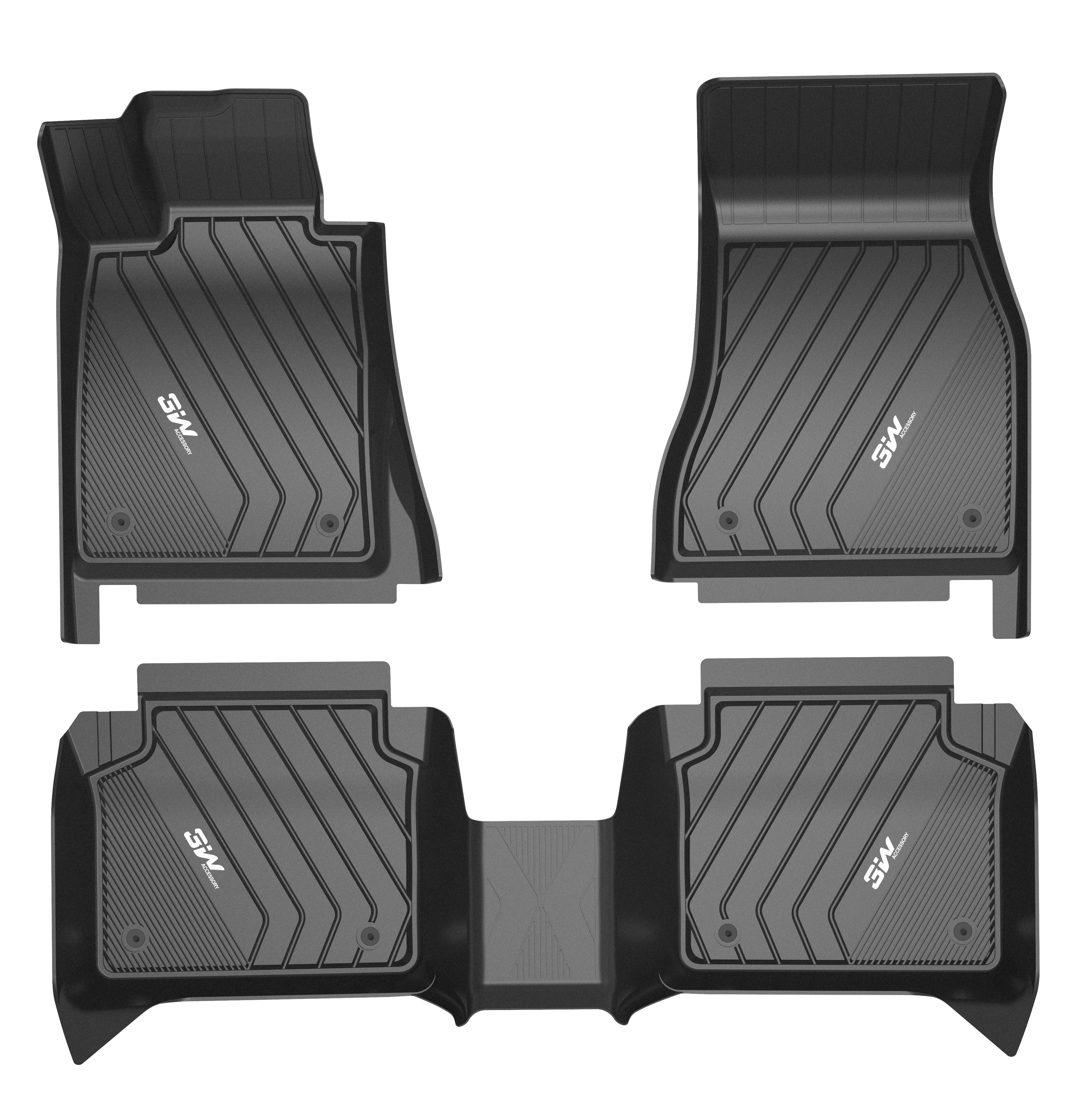 Comparing the TPE and TPO Floor Mats