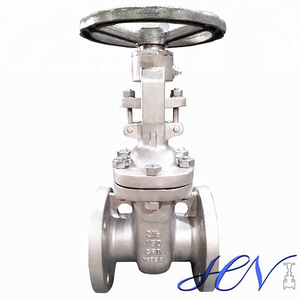 Gas Line Flanged Stainless Steel Handwheel Operated Flexible Wedge Gate Valve