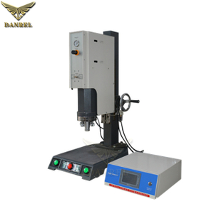 20KHz Desktop Computer Type Digital Ultrasonic Welding Plastic Machine