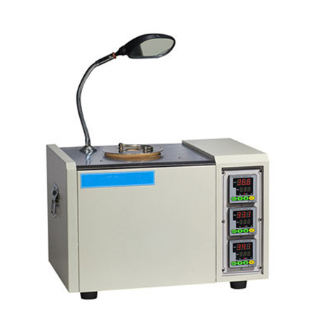 Spontaneous Ignition Point Tester FP-706