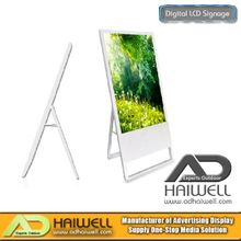 "42 ""Ultradünne tragbare digitale Poster LCD-Display-Beschilderung"