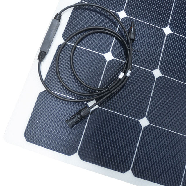 Paneles solares flexibles SP-135W22V sunpower