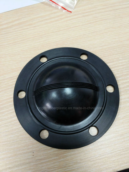 OEM Rubber Diaphragm Anti-Oil Anti-Water Used for Machines