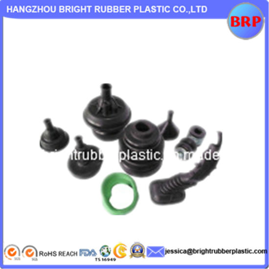 High Quality Different Colors Rubber Bellows Tube