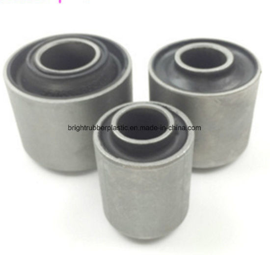 OEM High Quality Rubber Parts Bonded to Metal