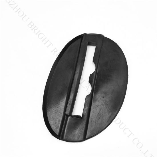 OEM Automotive Durable Rubber Brake Pad Customized