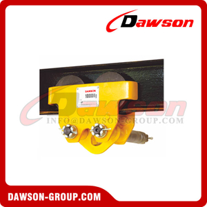 DS-GCT-MK Type Heavy Duty Push Trolley Clamp