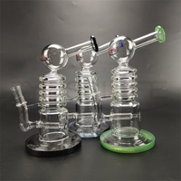 Heat Resistant Glass Hookah Pipe Glass Water Pipe