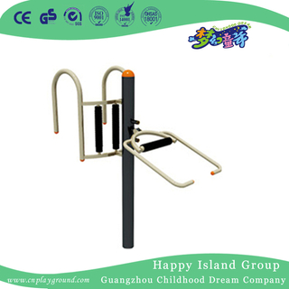 Outdoor Relaxing Fitness Equipment Double Back Massager Machine (HHK-13102)